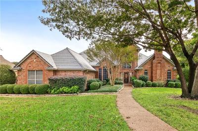 Colleyville Single Family Home For Sale: 1009 Inwood Lane