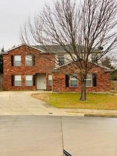 Sachse Single Family Home For Sale: 3412 Elmwood Court