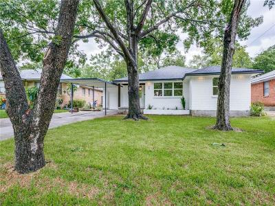 Dallas Single Family Home For Sale: 3502 Loganwood Drive