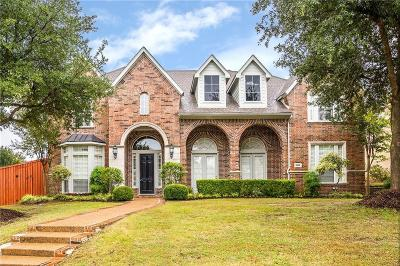 Richardson Single Family Home For Sale: 3208 Pond View Drive