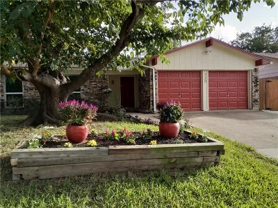 Lewisville Single Family Home For Sale: 720 Price Drive