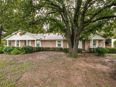 Royse City Single Family Home Active Option Contract: 6593 County Road 2524