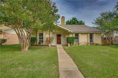 Garland Single Family Home For Sale: 1101 Holland Drive