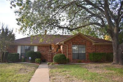 Allen Single Family Home For Sale: 206 S Alder Drive