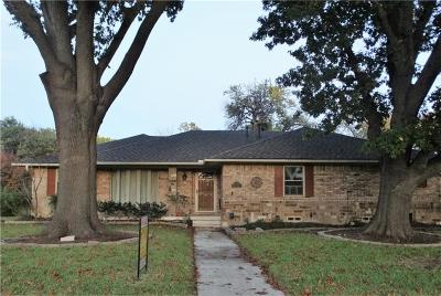 Garland Single Family Home For Sale: 2406 Rochdale Street