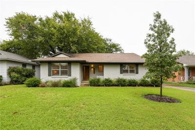 Single Family Home For Sale: 9620 Livenshire Drive