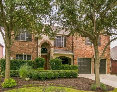 Rowlett Single Family Home For Sale: 9610 Garrett Drive