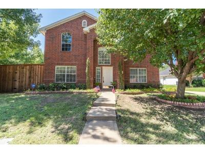 McKinney TX Single Family Home For Sale: $289,900