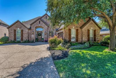 Keller Single Family Home Active Option Contract: 2726 Wildcreek Trail