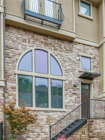 Plano Townhouse For Sale: 5789 Lois Lane