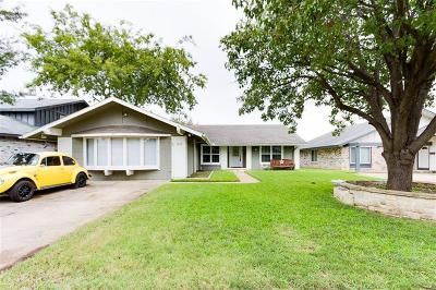 Garland Single Family Home For Sale: 1817 Plantation Road