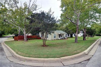 Fort Worth Single Family Home For Sale: 1701 Glenwick Drive