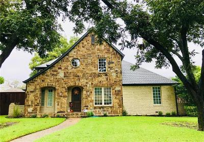 Single Family Home For Sale: 10412 Trailcliff Drive