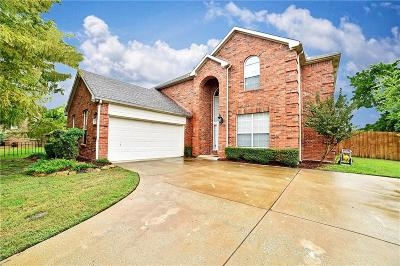 Allen TX Single Family Home For Sale: $349,900
