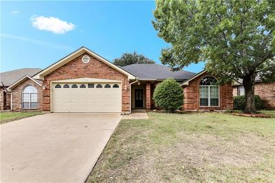 Fort Worth Single Family Home For Sale: 7724 Greengage Drive