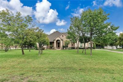 Fort Worth Single Family Home For Sale: 5204 Arbor Mill Drive