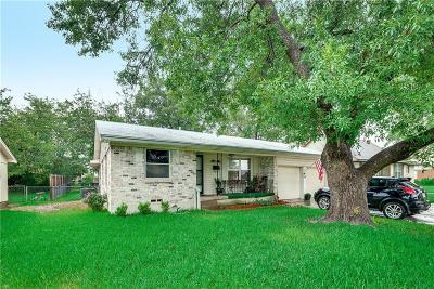 Mesquite Single Family Home For Sale: 615 Caladium Drive