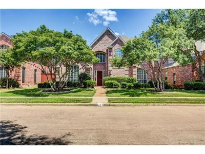 Coppell Single Family Home For Sale: 224 Longmeadow Drive