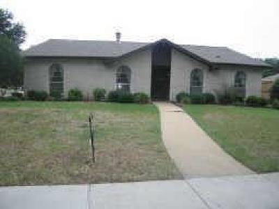 Plano Single Family Home For Sale: 1000 Harvest Glen Drive