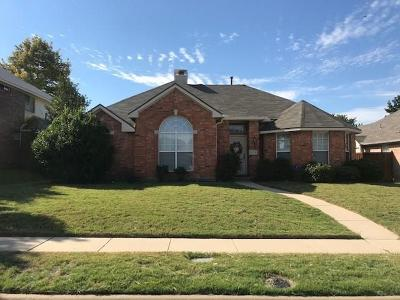 Plano Single Family Home For Sale: 4024 Christopher Way
