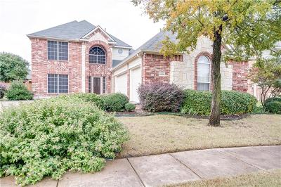 Sachse Single Family Home For Sale: 6606 Baycrest Circle