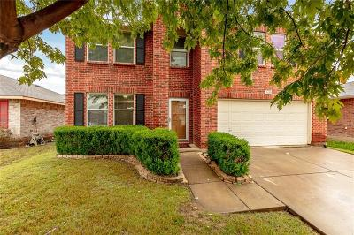 Fort Worth Single Family Home For Sale: 1609 Baxter Springs Drive
