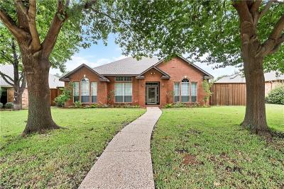 Plano Single Family Home For Sale: 6204 Candlepath Trail