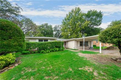 Garland Residential Lease For Lease: 716 Blossom Road