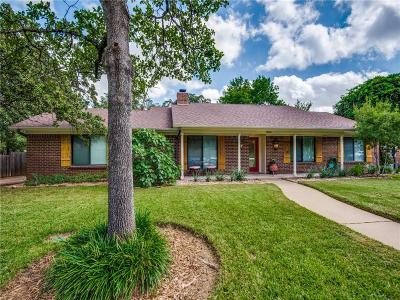 Euless Single Family Home For Sale: 1808 Trailwood Drive
