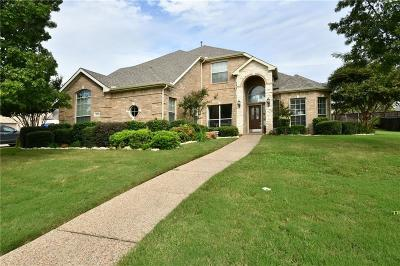Corinth TX Single Family Home For Sale: $335,000