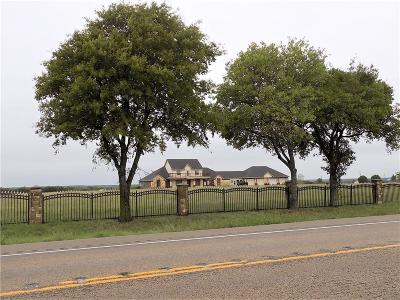 Whitewright Single Family Home For Sale: 5555 State Highway 160