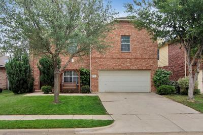 Single Family Home For Sale: 2729 Red Wolf Drive