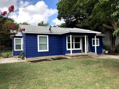 Fort Worth TX Single Family Home For Sale: $138,989