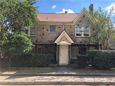 Multi Family Home For Sale: 5748 La Vista Court
