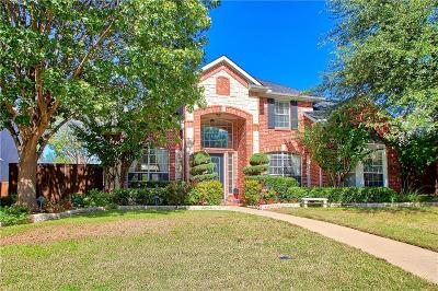 Dallas Single Family Home For Sale: 3647 Sable Ridge Drive