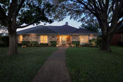 Plano Single Family Home For Sale: 3608 Eisenhower Lane