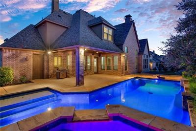Mckinney Single Family Home Active Contingent: 2708 Golden Meadow Court