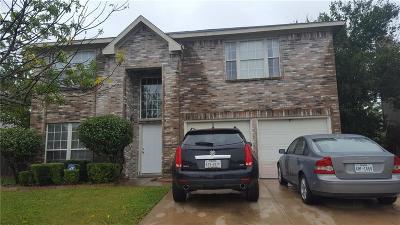Cedar Hill Single Family Home For Sale: 204 Patton Drive