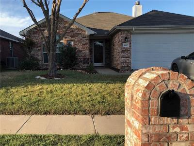 Single Family Home Active Option Contract: 3805 Vista Greens Drive