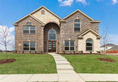 Waxahachie Single Family Home For Sale: 461 Wintergreen Drive