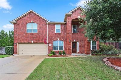 Mansfield TX Single Family Home For Sale: $410,000