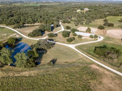 Parker County Farm & Ranch For Sale: 1600 Garner Adell Road