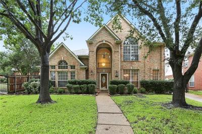 Arlington Single Family Home For Sale: 2109 Hunter Place Lane
