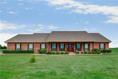 Waxahachie Single Family Home For Sale: 2085 Gibson Road