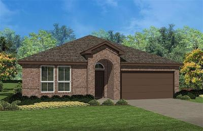 Fort Worth Single Family Home For Sale: 1016 Blooming Prairie Trail
