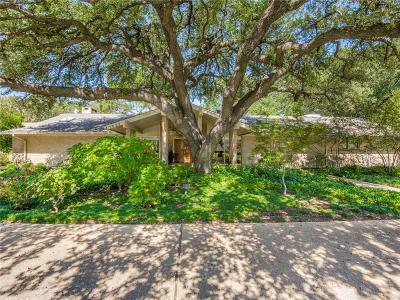 Dallas Single Family Home For Sale: 7029 Meadowcreek Drive