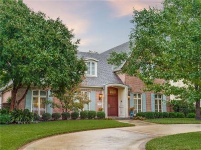 University Park TX Single Family Home For Sale: $1,445,000