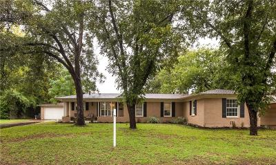Richland Hills Single Family Home For Sale: 6933 Park Place Drive