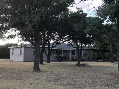 Jacksboro Single Family Home For Sale: 500 Barker Road