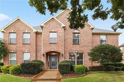 Flower Mound Single Family Home For Sale: 2817 Cape Brett Drive